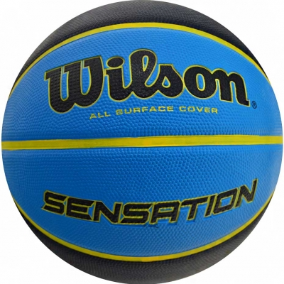 Minge baschet Wilson Sensation 7 SR 295 BSKT Orblu WTB9118XB0702 barbati