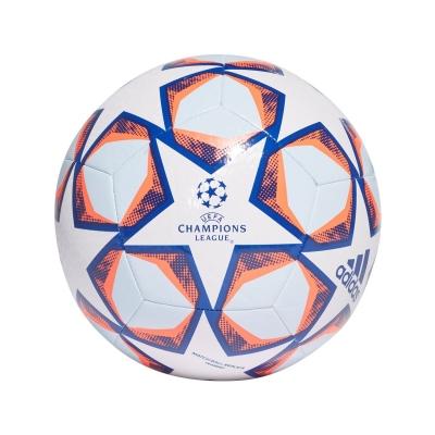 Minge fotbal adidas Champions League Top antrenament alb albastru