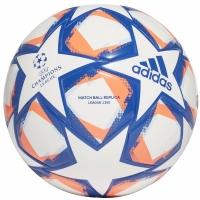 Minge fotbal Adidas Finale 20 League J350 alb-albastru-portocaliu FS0266