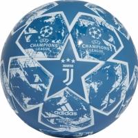 Minge fotbal Adidas Finale Juventus Mini albastru alb DY2540