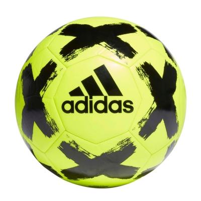 Minge fotbal adidas Starlancer Club Ball galben negru