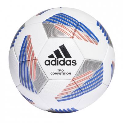 Minge fotbal Adidas Tiro COM-alb-albastru FS0392