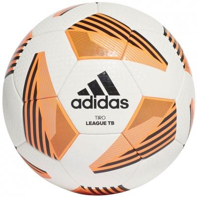 Minge fotbal Adidas Tiro League TB alb And portocaliu FS0374
