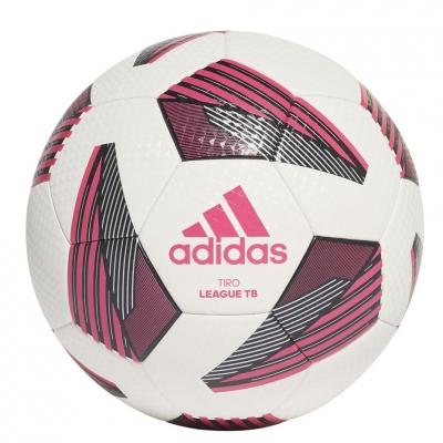 Minge fotbal adidas Tiro League TB alb-roz FS0375