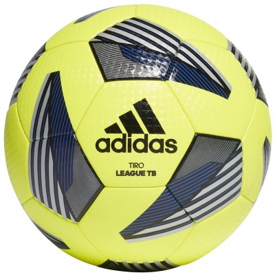 Minge fotbal Adidas Tiro League TB galben-bleumarin-negru FS0377