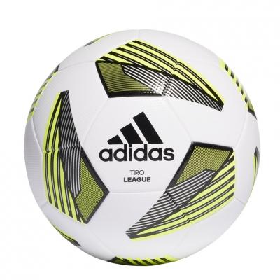 Minge fotbal adidas Tiro League TSBE alb-galben FS0369