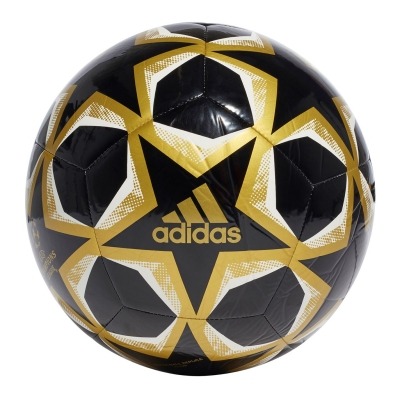 Minge fotbal adidas Uniforia Club Ball negru auriu