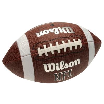 Minge fotbal american Wilson NFL Official bej