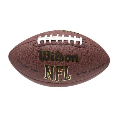 Minge fotbal american Wilson NFL Super Grip