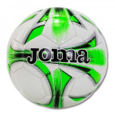 Minge fotbal Joma Dali alb-fluor verde marimea 5