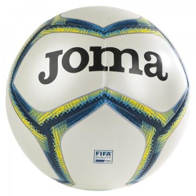 Minge fottbal Joma Gioco Fifa alb-royal Size 5