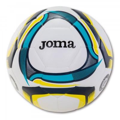 Minge fotbal Joma Light Hybrid albastru 350 G marimea 5 alb roial