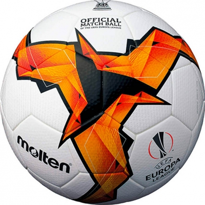 Minge fotbal Molten Official UEFA Europa League F5U5003-K19 barbati