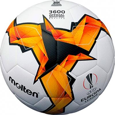 Minge fotbal Molten Replica Of UEFA Europa League F5U3600-K19 barbati