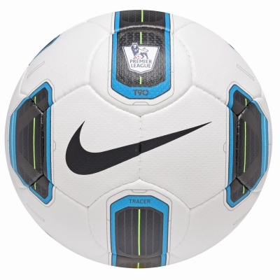 Minge fotbal Nike Premier League Total 90 Tracer alb