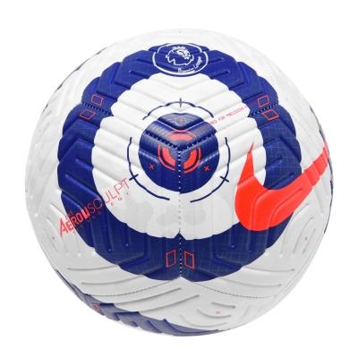 Minge fotbal Nike Strike Premier League alb albastru