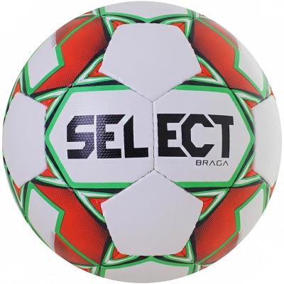 Minge fotbal Select Braga alb-verde-portocaliu 0906