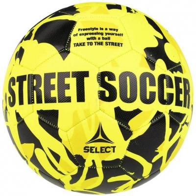 Minge fotbal Select Street Soccer 2020 Size 4 12 galben-negru 16701