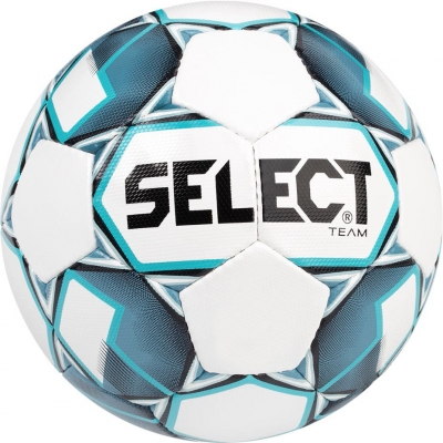 Minge fotbal Select Team 5 2019 alb-albastru 16038