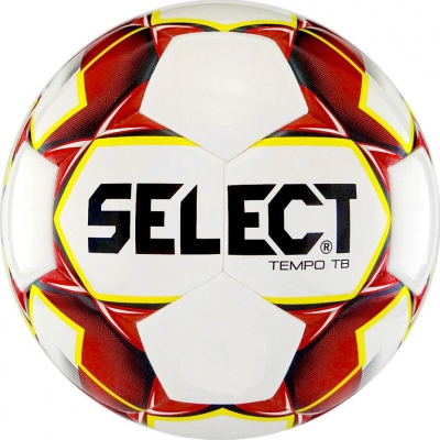 Minge fotbal Select Tempo TB 4 alb rosu