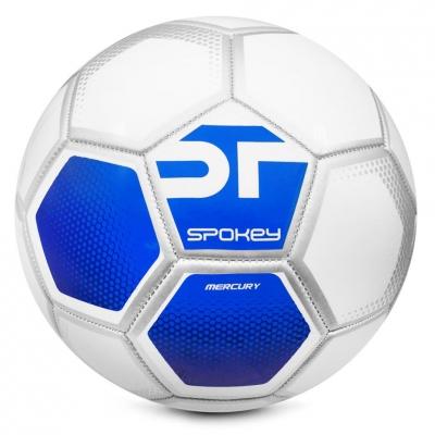Minge fotbal Spokey Mercury gri-albastru 925389