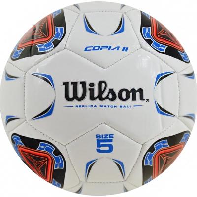 Minge fotbal Wilson Copia II Whiblu SZ5 WTE9210XB05 barbati