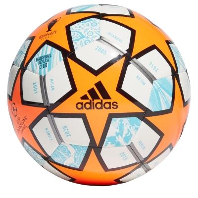 Minge fotbal adidas Uniforia Club Ball portocaliu alb