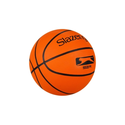 Mingi cauciuc Slazenger basketball bej
