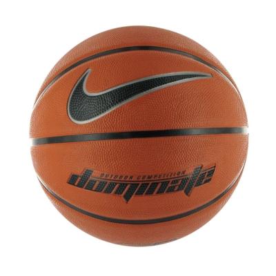 Mingi de Baschet Nike Dominate portocaliu negru