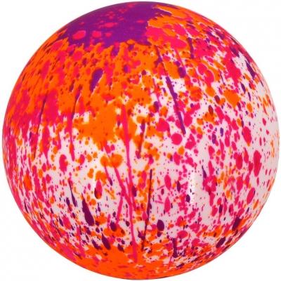 Mingi de cauciuc 15cm Enero portocaliu-violet 9208A 1019208