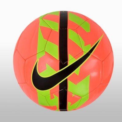 Minge de fotbal portocalie Nike React