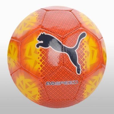 Minge fotbal portocalie Puma Evospeed 5.5 Fade Ball Unisex adulti