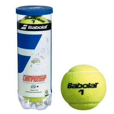 Mingi de tenis Babolat Championship 3 bucati