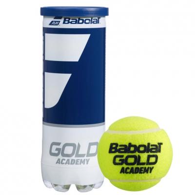 Mingi de tenis Babolat Gold Academy 3 bucati