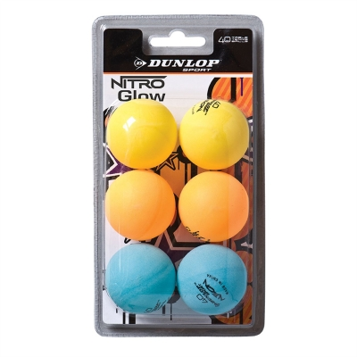 Mingi de tenis Dunlop Nitro Glow Table bleumarin