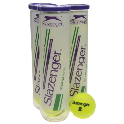 Mingi de tenis Slazenger Tournament galben