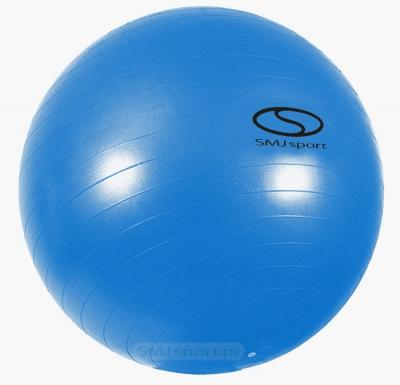 Mingi fitness cu pompa SMJ GB-S 1105 55cm albastru