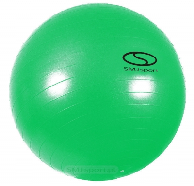 Mingi fitness cu pompa SMJ GB-S 1105 75cm verde