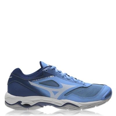 Adidasi sport Mizuno Wave Phantom 2 Netball albastru alb