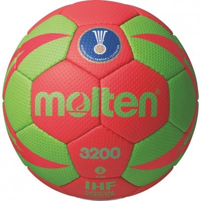 Mingi handbal H2X3200-RG2 IHF copii Molten