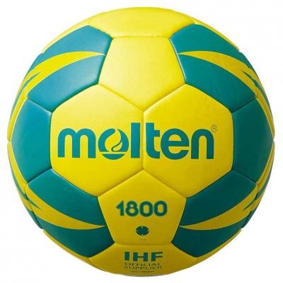 Molten Handbal galben-verde 1 H1X1800-YG pentru copii