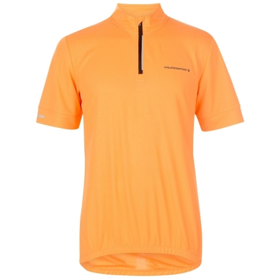 Muddyfox ciclism cu Maneca Scurta Jersey pentru Barbati portocaliu
