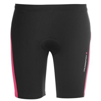 Pantaloni scurti Muddyfox ciclism Padded pentru Femei negru roz