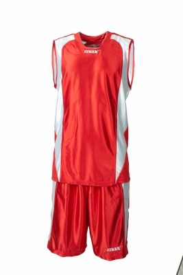 Nairobi Rosso Bianco Max Sport pentru baschet