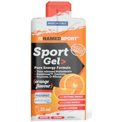 NAMEDSport Sports Gel 25ml portocaliu