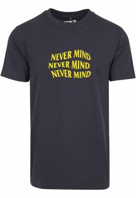 Tricou Never bleumarin Mister Tee