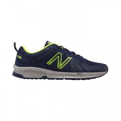 Adidasi alergare New Balance MT 590v4 pentru Barbati bleumarin galben