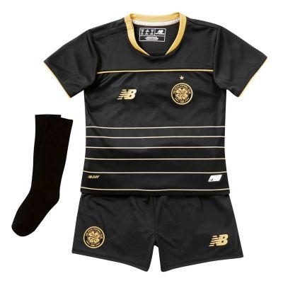 New Balance Celtic Away 2016 2017 Mini kit