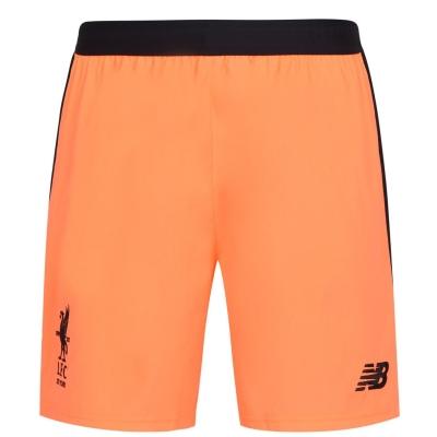 New Balance Liverpool Short Senior portocaliu