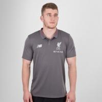 Tricouri Polo cu Maneca Scurta New Balance Liverpool pentru Barbati